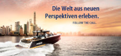 Neue FOLLOW THE CALL Kampagne der boot - Foto: © boot Düsseldorf
