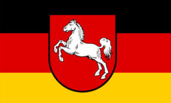 © Flag of Lower Saxony