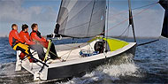 LinQ CQ-6 - a true canting keel sailing experience</12.10>