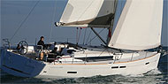 Sun Odyssey 439 - powerful offshore sailboat</01.11>