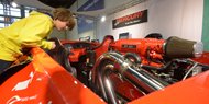 Powerboat World Messeinfos 2014 / Foto: MD