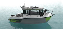 Quicksilver 675 Pilothouse Explorer - Foto: Quicksilver Boats