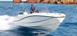 Quicksilver Activ 755 Open - Foto: © Quicksilver Boatzs