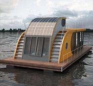 nautilus hausboote modelle in individueller fertigung boot messe. Black Bedroom Furniture Sets. Home Design Ideas