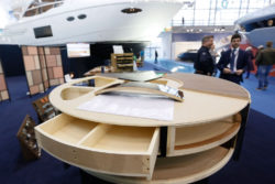 boot Interior Yacht Design / (c) boot MD