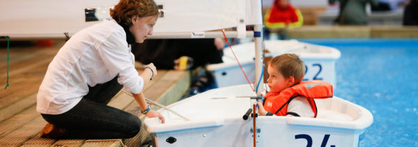 boot Sailing School 2018 in Halle 14 - Foto: © Messe Düsseldorf, ctillmann
