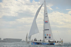 Vorstellung spannender Regatta-Events im Sailing Center / Foto: © clipperroundtheworld.com