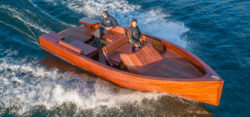 Riva E-Motorboot / Foto: © Riva Yachts / MD Energy Storage Europe