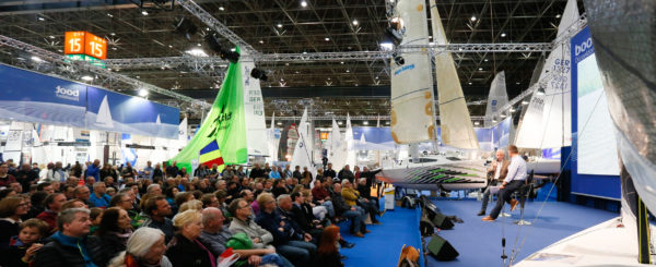 Sailing Center auf der boot 2018 - Foto: © MD, ctillmann