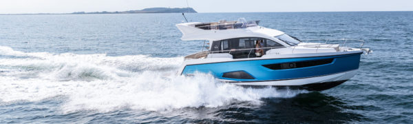 Sealine F430 - EPotY nominiert 2019 / Foto: © HanseGroup