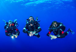 Rebreather alle copyright Mares