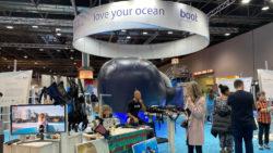 Love your ocean auf der boot 2020 - © TCCC