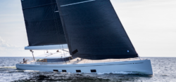 BALTIC 142 CANOVA © Baltic Yachts