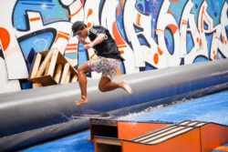 European Skimboard Cup in der Beach World der boot / Foto: © MD, ctillmann