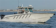 370 Justice - largest Boston Whaler model ever built</03.10>
