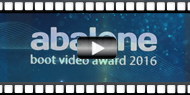 boot TV - abalone boot video award