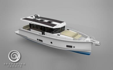 Seafaring Yachts Traveller 44 Coupe