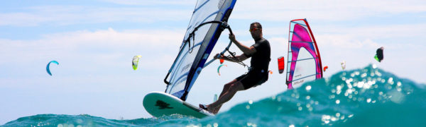 Windsurfen - Foto: WEB