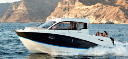 Active 705 Cabin - Foto: © Quicksilver Boats