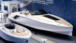 Luxustender & Chaseboats in Halle 5 der boot 2020 / Foto: (c) MD / CT