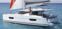 Lucia 40 - Foto: © Fountaine Pajot