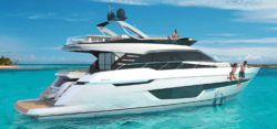 Fairline Squadron 64 - Foto: © Fairline Yachts