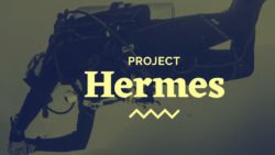 Umwelt-Workshop Tauchen / Foto: (c) Project Hermes
