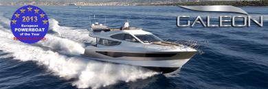 Galeon 550 Fly - Cannes 2012