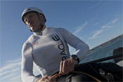 Jimmy Spithill / Quelle: Point of Sailing