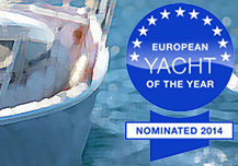 Foto: European Yacht of the Year Preis / Delius Klasing