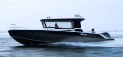 Buster Phantom Cabin - Foto: © Buster Boats