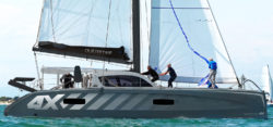 Outremer 4X - Foto: © Outremer