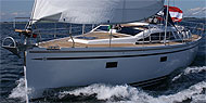 Sunbeam 42.1 - designed for sailing with a short handed crew</11.10>