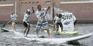 Funsport-Sommer-Highlight SUP World Cup </03.10> </C>