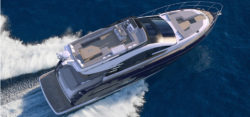 Fairline Squadron 53 - Foto: © Fairline
