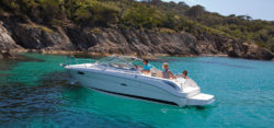 Sea Ray 235 Weekender - Foto: © Sea Ray