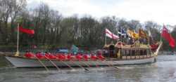 Foto: © The Queen's Row Barge Gloriana
