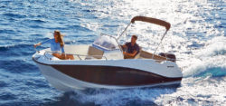 Quicksilver Activ 555 Open - Foto: © Quicksilver Boats