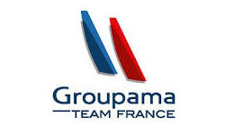 © Groupama Team France Logo