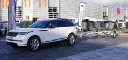 Trailer Training von Jaguar / Land Rover - Foto: © TCCC