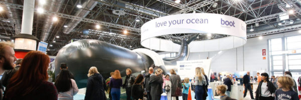 Love your Ocean - Foto: © Messe Düsseldorf, ctillmann