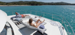 Fountaine Pajot MY44 / Foto: © motoryachts-fountaine-pajot.com