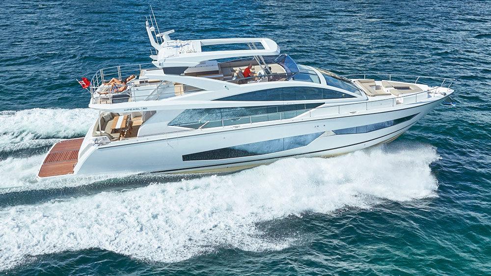 New Motorboats & Yachts 2018 -- boot Düsseldorf