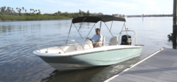 Boston Whaler 160 Super Sport / Foto: Harbour House Marina