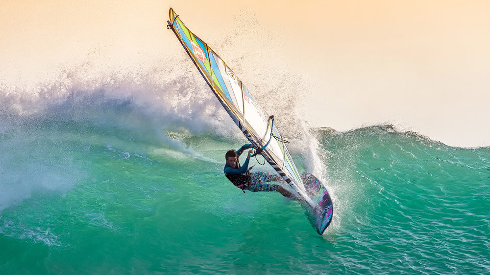 Windsurfing - Die Mutter aller Funsportarten