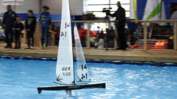 boot Sailing School - RC Segeln © POS