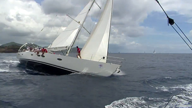 Aus dem YouTube Video Antigua Sailing Week 2013 - Day 3