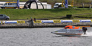 ADAC MSG Motorboot Cup / Foto: ADAC