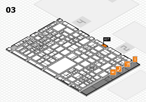 boot 2017 hall map (Hall 3): stand A37