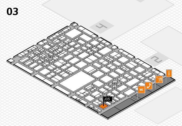 boot 2017 hall map (Hall 3): stand J05